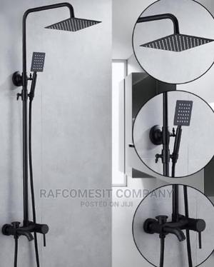 Black Shower   Plumbing & Water Supply for sale in Lagos State, Orile