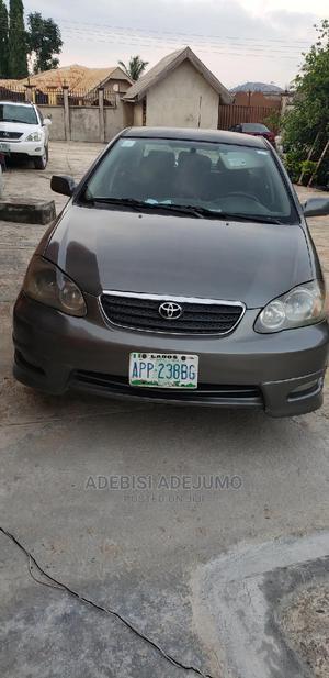 Toyota Corolla 2005 S Gray   Cars for sale in Ondo State, Ondo / Ondo State