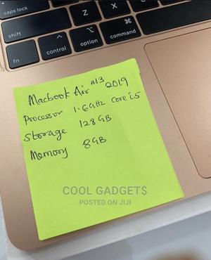 New Laptop Apple MacBook Air 8GB Intel Core I5 HDD 128GB | Laptops & Computers for sale in Lagos State, Ikorodu
