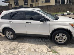 Honda CR-V 2010 White   Cars for sale in Lagos State, Magodo