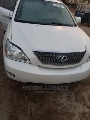Lexus RX 2008 White | Cars for sale in Lagos State, Alimosho