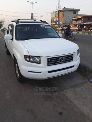 Honda Ridgeline 2007 White | Cars for sale in Lagos State, Ikeja