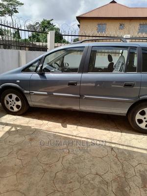 Opel Zafira 1999 1.8 Gray | Cars for sale in Lagos State, Ikorodu
