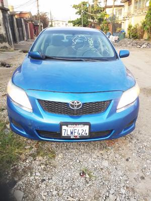 Toyota Corolla 2009 Blue | Cars for sale in Lagos State, Isolo
