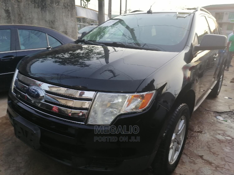 Ford Edge 2008 Black