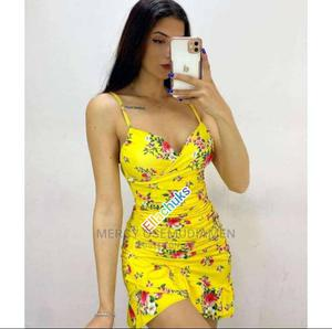Simple Hugging Gown | Clothing for sale in Lagos State, Lekki