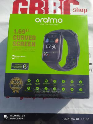 Oraimo Smart Watch (OSW-16) Tempo   Smart Watches & Trackers for sale in Oyo State, Ibadan