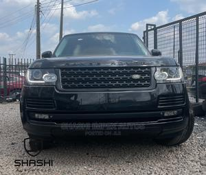 Land Rover Range Rover 2015 Black   Cars for sale in Oyo State, Ibadan