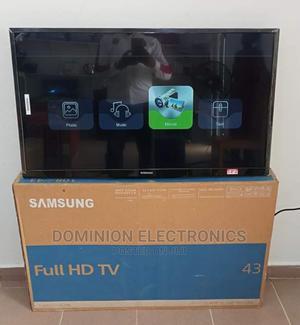 "Brand New Samsung 43""Inch Led Fullhd Energy Saving Warranty | TV & DVD Equipment for sale in Lagos State, Ojo"