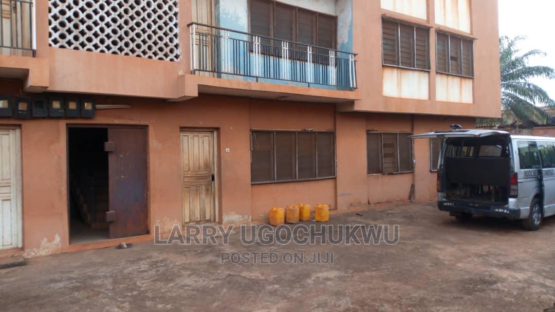 6flats of 3bedroom at Ebony Paint Enugu.