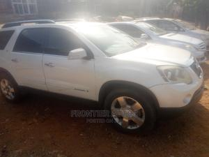 GMC Acadia 2008 SLE-1 AWD White | Cars for sale in Lagos State, Ipaja