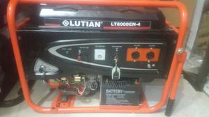 LUTIAN 10kva Petrol Generator With Remote   Electrical Equipment for sale in Lagos State, Ojo