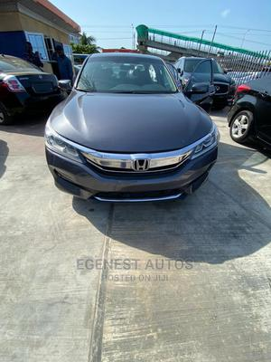 Honda Accord 2017 Gray   Cars for sale in Lagos State, Lekki