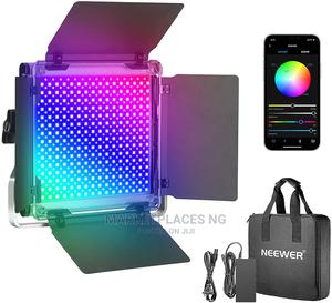 Neewer 480 RGB Led Light With APP Control | Accessories & Supplies for Electronics for sale in Lagos State, Oshodi