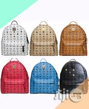 Mcm Studed Bag Packs | Bags for sale in Lagos State