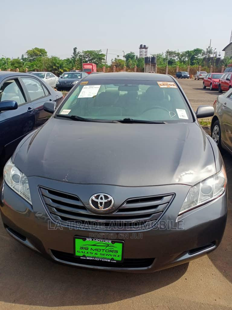 Archive: Toyota Camry 2007 Gray