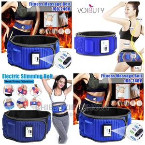 X5 Super Slim Abdomen Fat Burning Vibration Slimming Belt | Tools & Accessories for sale in Lagos State, Shomolu