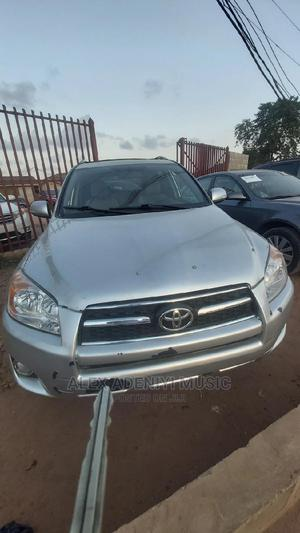 Toyota RAV4 2011 Silver | Cars for sale in Lagos State, Ikotun/Igando