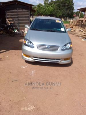 Toyota Corolla 2004 1.4 D Silver | Cars for sale in Ondo State, Akure