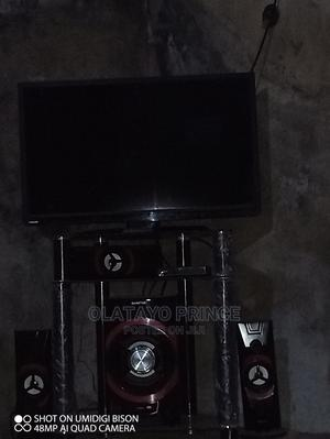 Complete TV Set With DSTV HD Decorder   TV & DVD Equipment for sale in Kwara State, Ilorin South