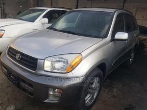 Toyota RAV4 2003 Automatic Silver | Cars for sale in Lagos State, Amuwo-Odofin
