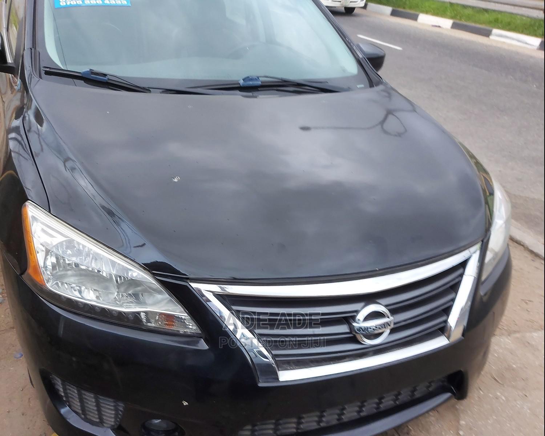 Nissan Sentra 2014 Black