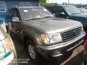 Toyota Land Cruiser 2003 3.0 D Automatic Gray   Cars for sale in Lagos State, Apapa