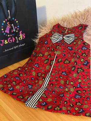 Ankara Shift Dress | Children's Clothing for sale in Lagos State, Lekki