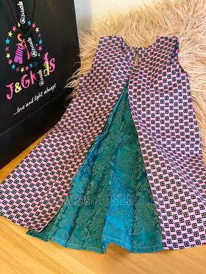 Ankara Shift Dress   Children's Clothing for sale in Lagos State, Lekki