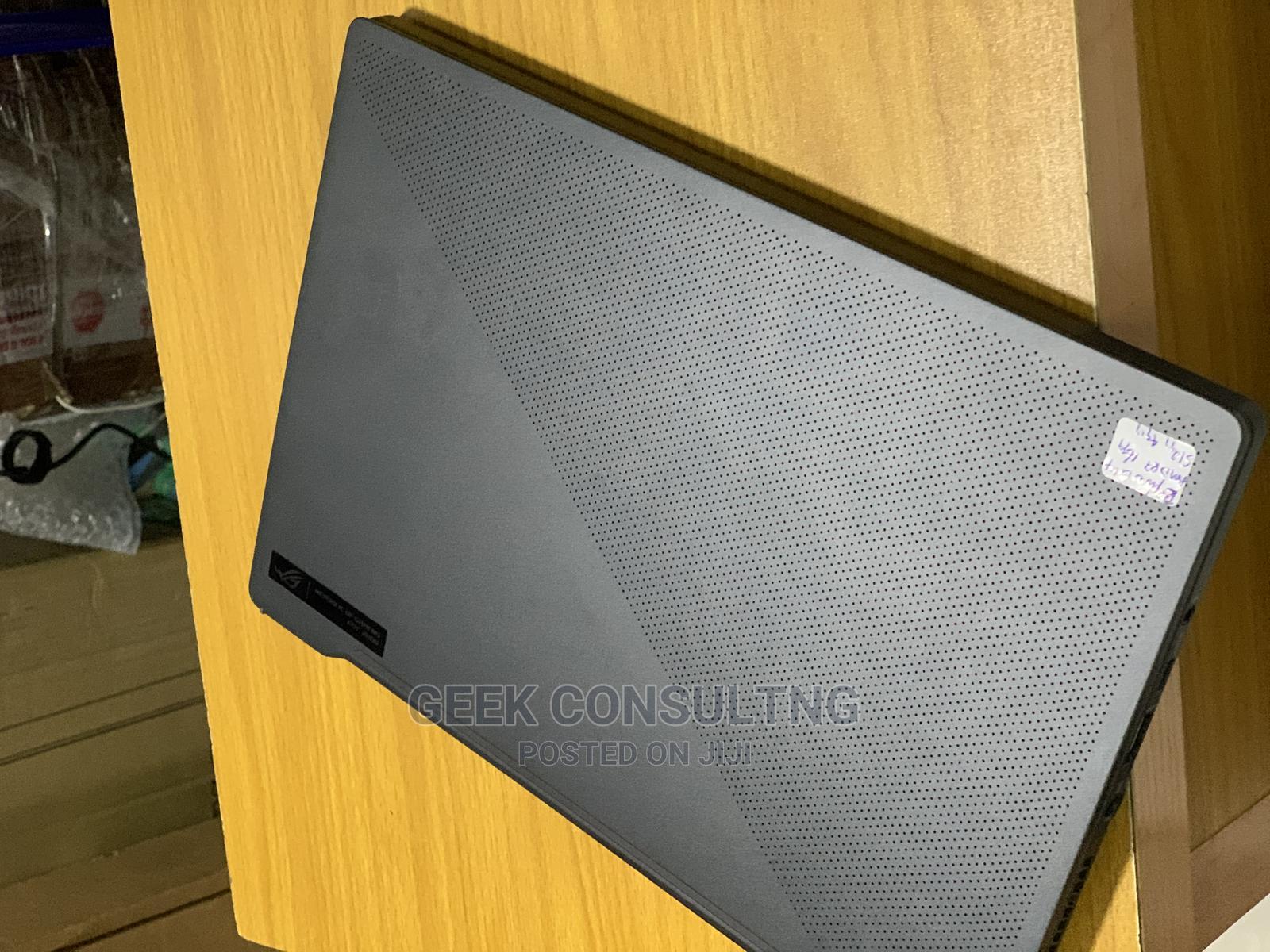 Laptop Asus ROG Zephyrus G14 16GB AMD Ryzen SSD 512GB | Laptops & Computers for sale in Ikeja, Lagos State, Nigeria