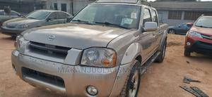 Nissan Frontier 2004 SC V6 Crew Cab Beige | Cars for sale in Lagos State, Alimosho