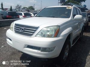 Lexus GX 2006 470 Sport Utility White | Cars for sale in Lagos State, Apapa