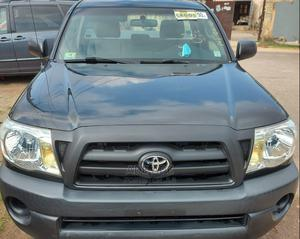 Toyota Tacoma 2007 Black | Cars for sale in Lagos State, Surulere