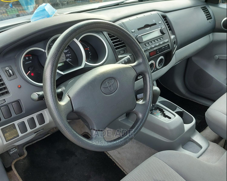 Toyota Tacoma 2007 Black | Cars for sale in Surulere, Lagos State, Nigeria