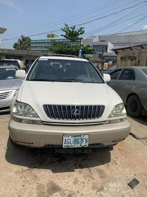 Lexus RX 2000 White | Cars for sale in Lagos State, Surulere