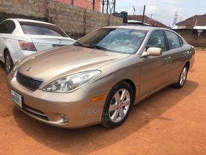 Lexus ES 2005 330 Gold   Cars for sale in Edo State, Ikpoba-Okha