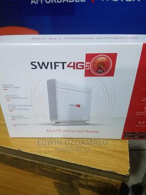 Swift 4g LTE Router With Backup Battery   Networking Products for sale in Lagos State, Ikeja