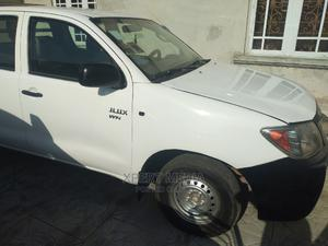 Toyota Hilux 2008 2.7 VVTi 4x4 SRX White | Cars for sale in Oyo State, Ibadan