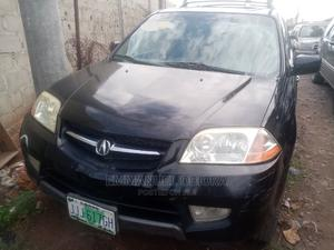 Acura MDX 2004 Sport Utility Black   Cars for sale in Lagos State, Surulere