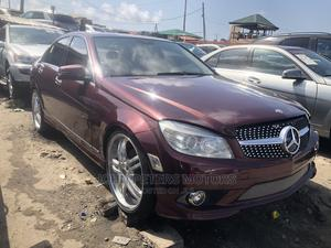 Mercedes-Benz C300 2009 Red | Cars for sale in Lagos State, Apapa