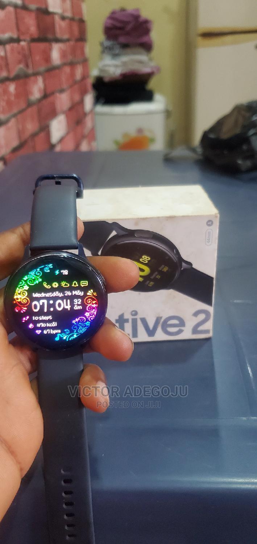 Samsung Galaxy Watch Active 2   Smart Watches & Trackers for sale in Kaduna / Kaduna State, Kaduna State, Nigeria