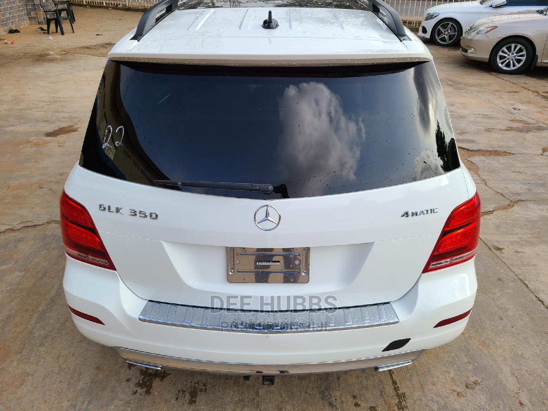 Archive: Mercedes-Benz GLK-Class 2014 350 4MATIC White