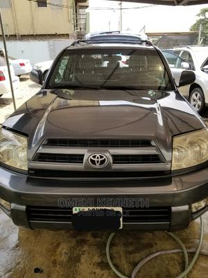 Toyota 4-Runner 2006 Limited 4x4 V6 Gray | Cars for sale in Lagos State, Abule Egba