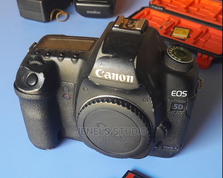 Canon EOS 5D Mark II and Three Free CF Card