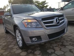 Mercedes-Benz GLK-Class 2012 350 4MATIC Gray   Cars for sale in Lagos State, Magodo