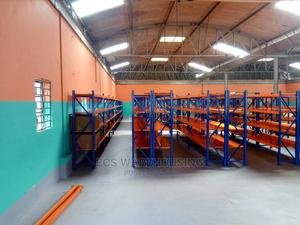 Mezzanine Floor and Butterfly Racking System   Manufacturing Services for sale in Lagos State, Lekki