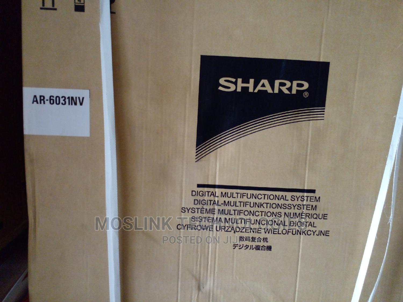 Sharp AR-6031NV