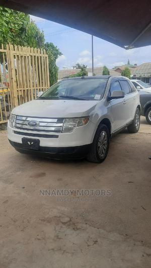 Ford Edge 2008 White   Cars for sale in Lagos State, Ipaja