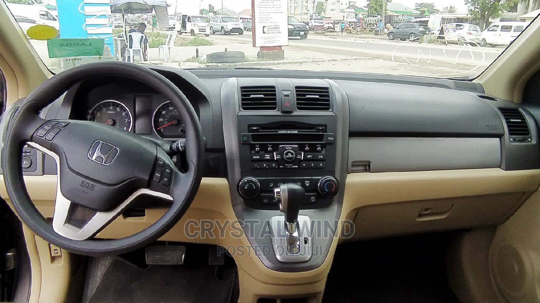 Honda CR-V 2010 Brown
