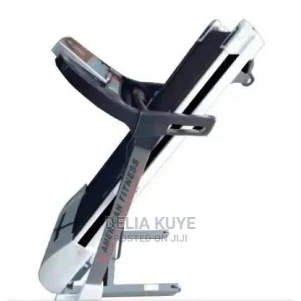 Archive: American Fitness 2.5hp Treadmill